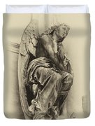 Angel In Waiting 1 Duvet Cover
