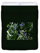 Angel Island Bee Duvet Cover