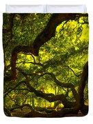 Angel Oak Limbs Crop 40 Duvet Cover