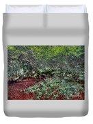 Angel Oak Tree 3 Duvet Cover