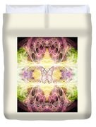 Angel Of Freedom And Release Duvet Cover