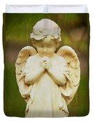 Angel Of Mine Duvet Cover