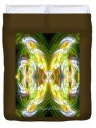 Angel Of Peace Duvet Cover