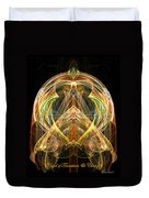 Angel Of Transformation And Change Duvet Cover