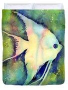 Angelfish I Duvet Cover