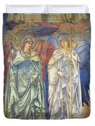 Angeli Ministrantes Duvet Cover