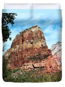 Angel's Landing Duvet Cover