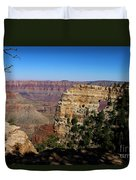Angel's Window Grand Canyon North Rim  Duvet Cover