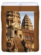Angkor Wat 03 Duvet Cover