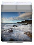 Anglesey Tides Duvet Cover