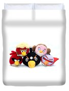 Angry Birds  Duvet Cover