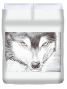 Animal Kingdom Series - Wild Friend Duvet Cover