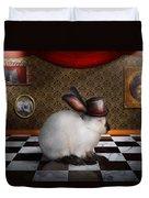 Animal - The Rabbit Duvet Cover