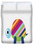 Animals Whimsical 2 Duvet Cover