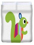 Animals Whimsical 3 Duvet Cover