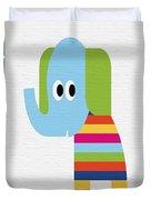 Animals Whimsical 8 Duvet Cover