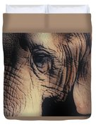 Animals Wrinkle Too Duvet Cover