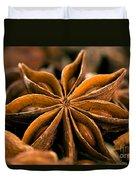 Anise Star Duvet Cover