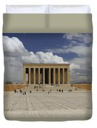 Anitkabir Ankara Turkey Duvet Cover