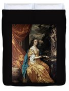 Ann Hyde, Duchess Of York (1637-1671) Duvet Cover