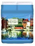 Annapolis Md Duvet Cover