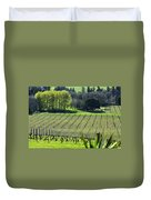 Anne Amie Vineyard Lines 23093 Duvet Cover