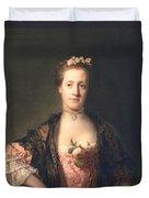 Anne Garth-turnour, Baroness Winterton Duvet Cover