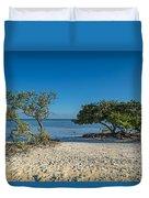 Annes Beach Duvet Cover