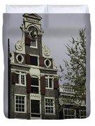 Anno 1644 Amsterdam Duvet Cover