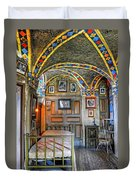 Another Bedroom At The Castle Duvet Cover