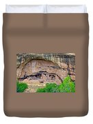 Another Dwelling On Chapin Mesa In Mesa Verde National Park-colorado  Duvet Cover