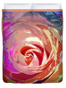 Another Rose Duvet Cover