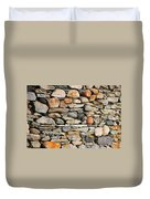 Another Stone In The Wall Duvet Cover