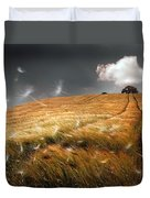 Another Windy Day Duvet Cover
