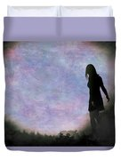 Another World Duvet Cover by Loriental Photography