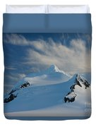 Antarctic Landscape Duvet Cover
