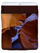 Antelope Canyon 40 Duvet Cover