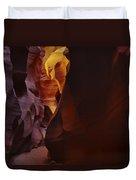 Antelope Canyon 32 Duvet Cover