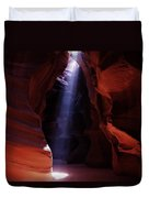 Antelope Canyon 3 Duvet Cover