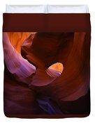Antelope Canyon 10 Duvet Cover