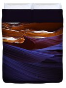 Antelope Canyon 16 Duvet Cover