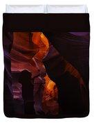Antelope Canyon 25 Duvet Cover