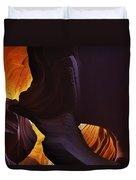 Antelope Canyon 26 Duvet Cover