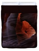 Antelope Canyon 27 Duvet Cover