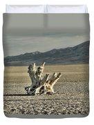 Antelope Island Stump Duvet Cover