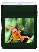 Anthers Aglow Duvet Cover