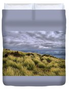 Anticipating The Approaching Rain Duvet Cover
