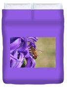 Anticipating The Nectar Duvet Cover