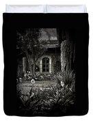 Antigua Garden Duvet Cover