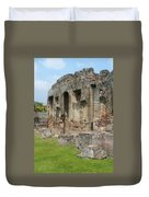 Antigua Ruins Xvi Duvet Cover